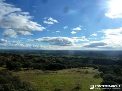 Cárcavas del Río Perales - Sierra Oeste de Madrid; viajes de fines de semana; senderismo madrid